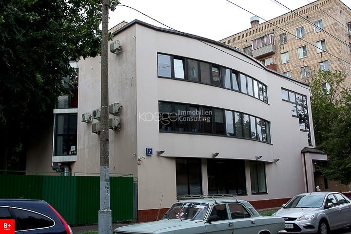 Офисные помещения Кондратьевский Большой переулок аренда офисов Москва центральный район