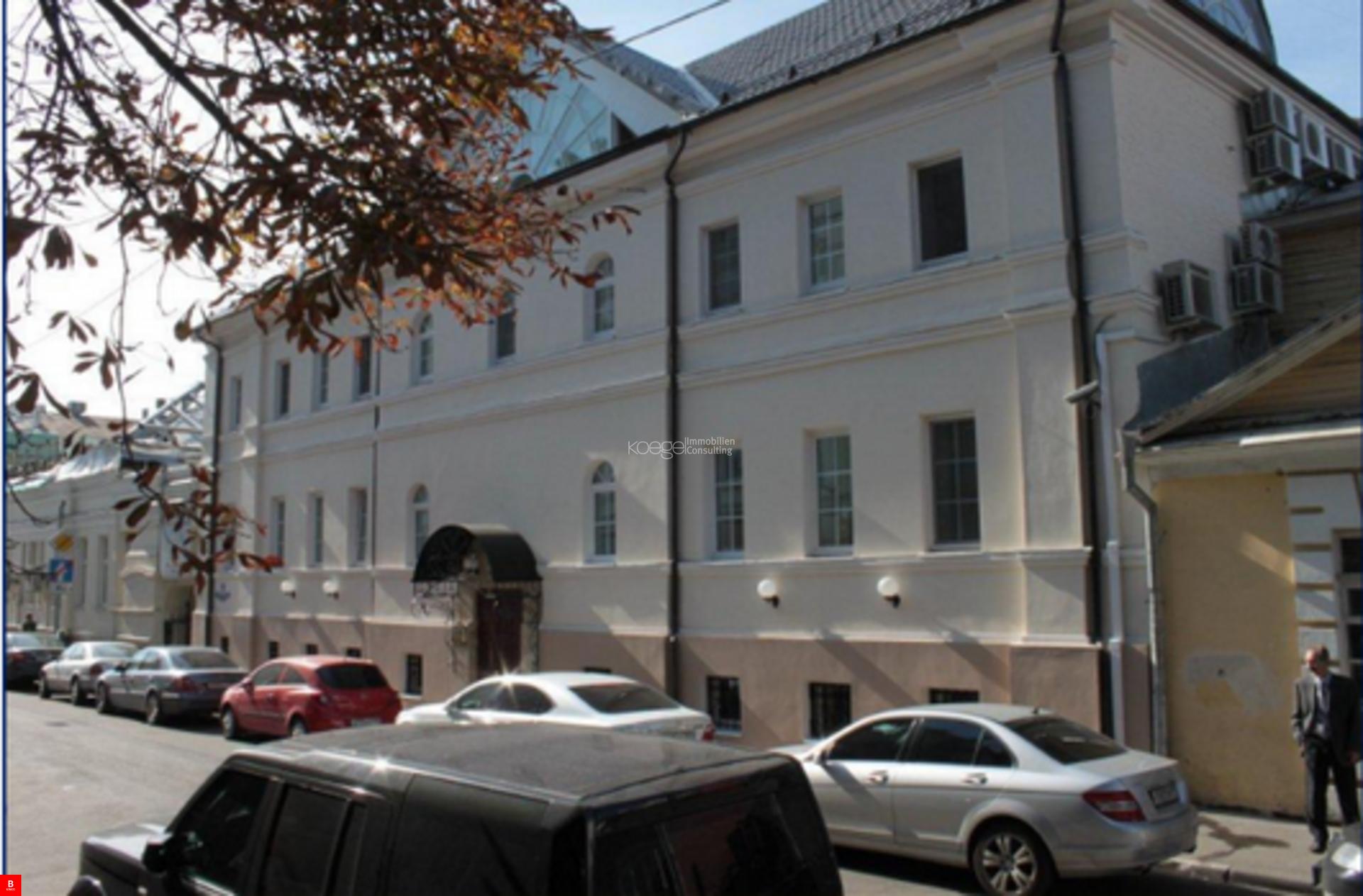 Аренда офиса Власьевский Большой переулок