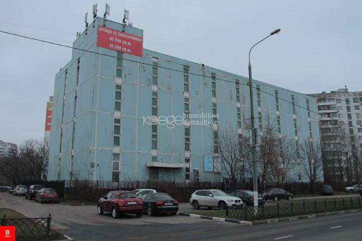 Поиск офисных помещений Кленовый бульвар коммерческая недвижимость коломны