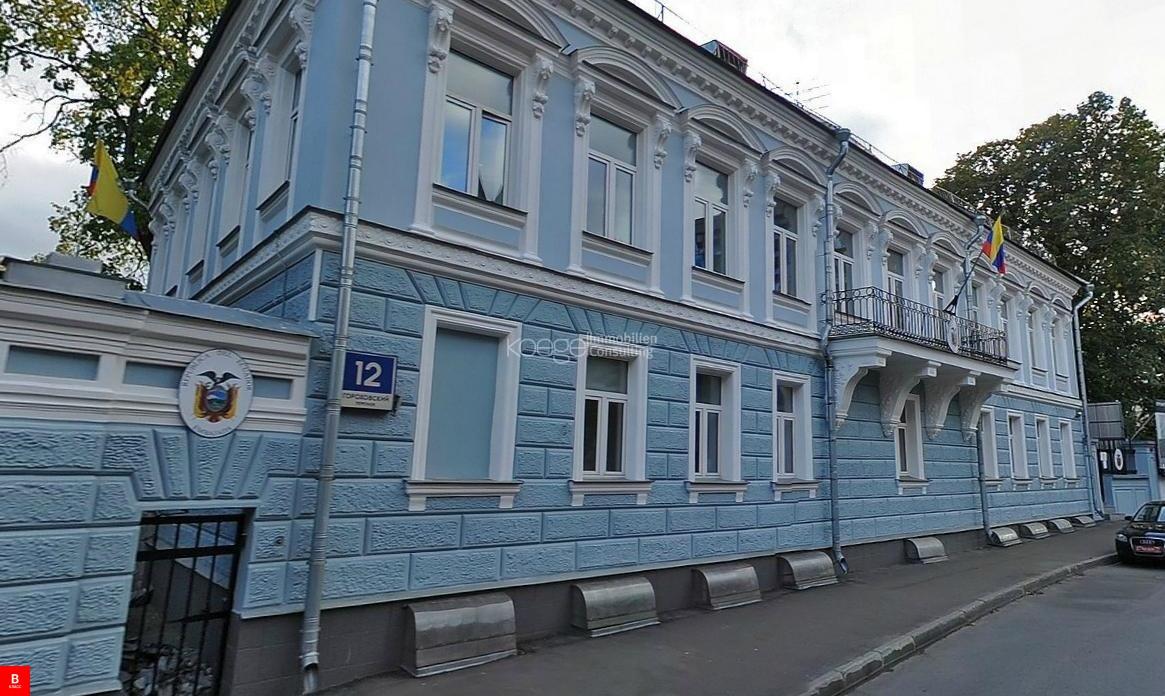 Аренда офиса 50 кв Гороховский переулок Арендовать помещение под офис Ватутина улица