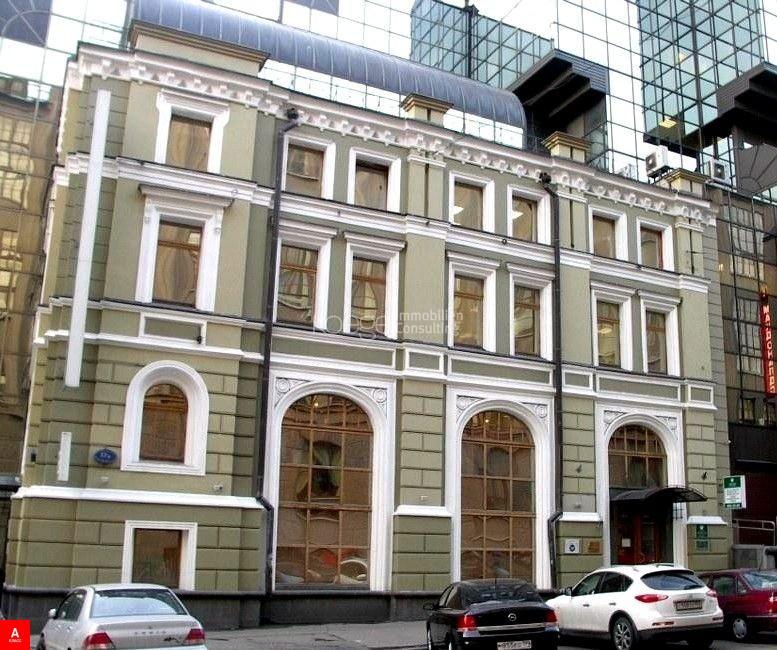 Аренда офиса 407 газетный переулок снять помещение под офис Выставочный центр