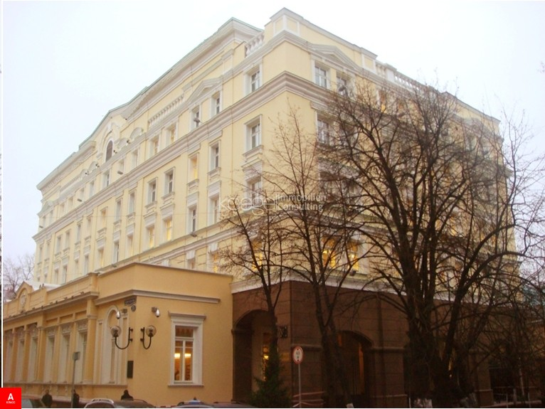 Аренда офиса 15 кв Леонтьевский переулок газеты недвижимости коммерческой