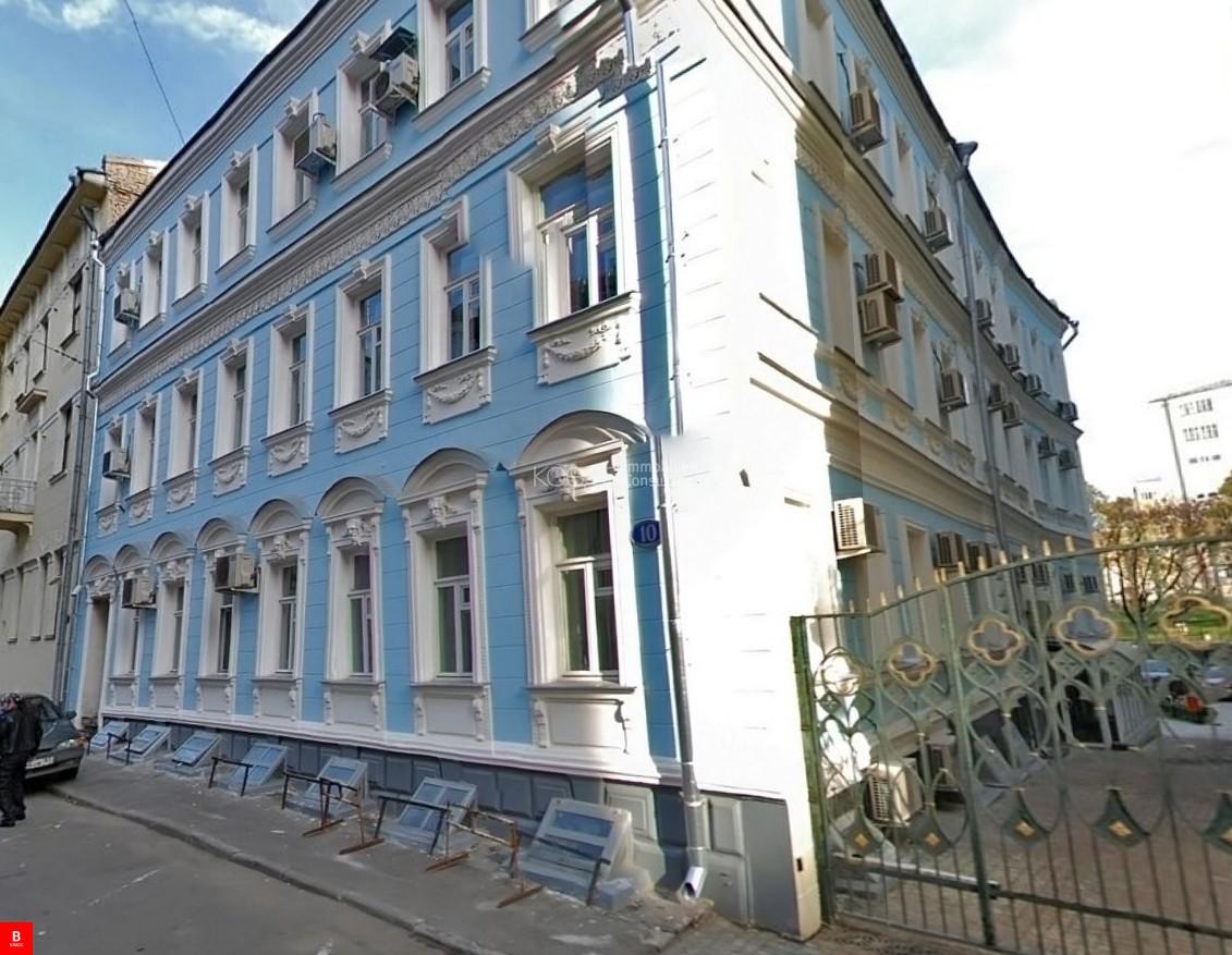 Офисные помещения Нащокинский переулок коммерческая недвижимость волжский авито